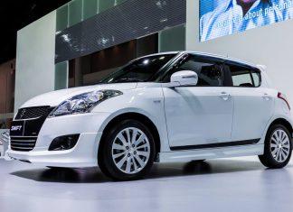 ซูซูกิ สวิฟท์ (Suzuki Swift )