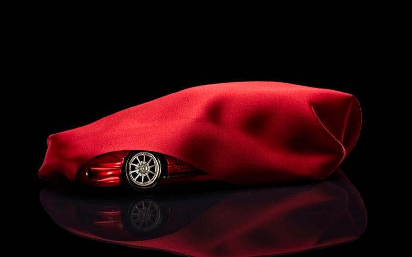 รถป้ายแดง