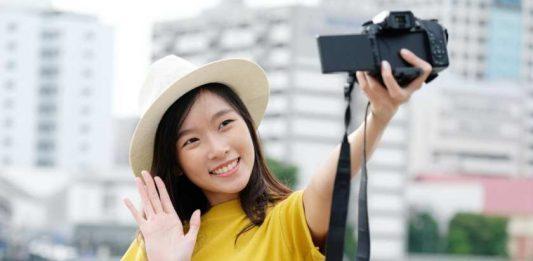 กล้องถ่าย Vlog feature